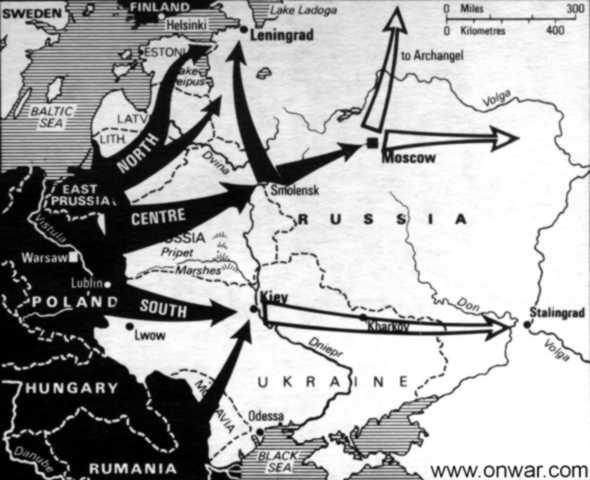 Prochain front Barbarossa2