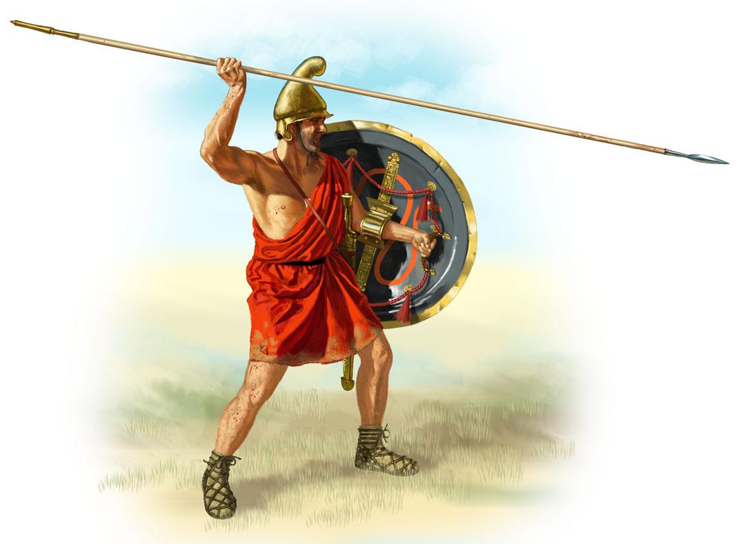 L'armée macédonienne – Le blogue de Carl Pépin, Ph. D ...