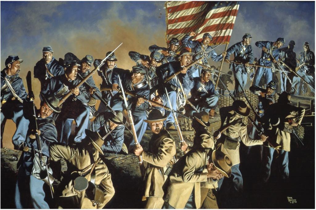 Américain soldats en ligne datant
